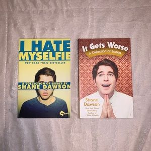 Shane Dawson 2 Book Set